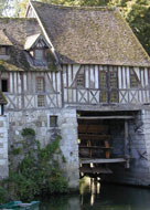 photo Le Moulin d'Andé - CÉCI
